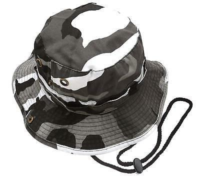 Summer Hunting Safari Bucket Sun Adjustable Strap