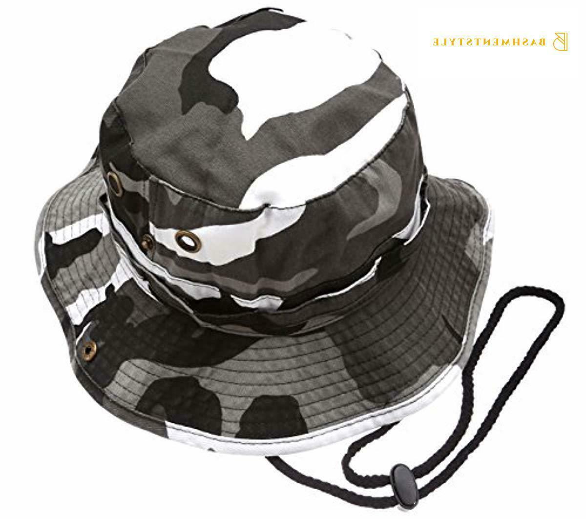 Fishing Safari Hat Stra