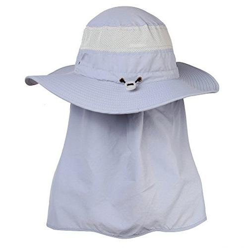 DDYOUTDOOR 07-281 Fashion Outdoor Cap Face Hat Wide