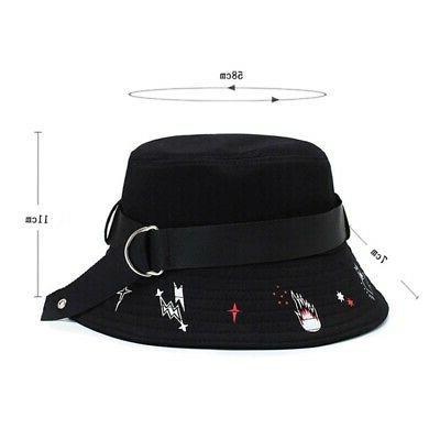 Summer Women Street Style Plain Cotton Hat