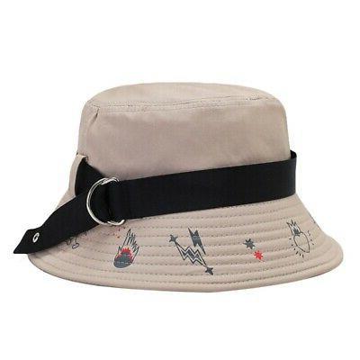 Summer Street Style Hip Plain Hats Cotton