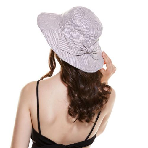 Summer Women's Panama Hat Wide Brim Floppy