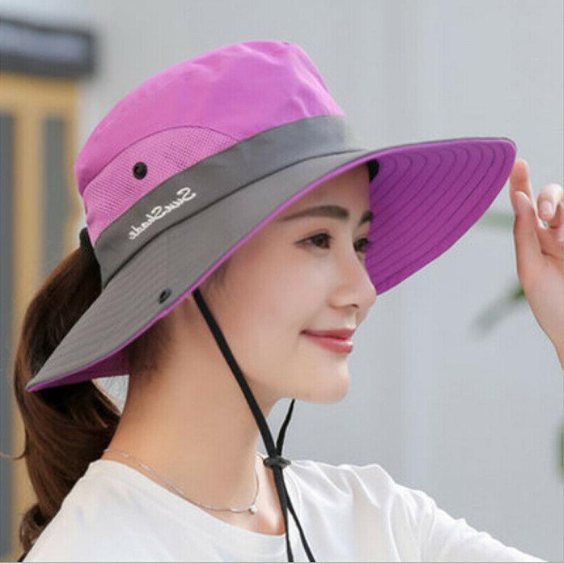 Summer Bucket Hiking Wide Hats
