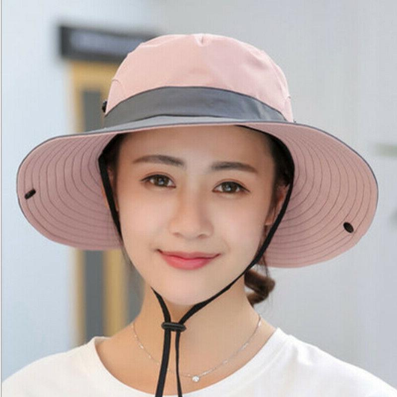 Bucket Cap Wide Brim Hats