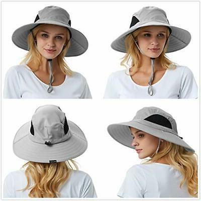 Sun for Bucket Waterproof Packable Hat