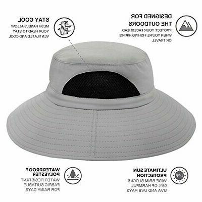 Sun Hat for Bucket Hat Breathable Packable