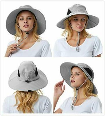 EINSKEY Sun Hat for Protection Wide Brim Bucket
