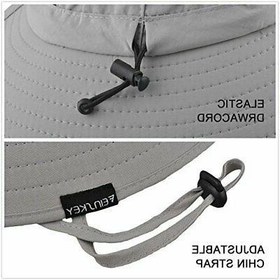 EINSKEY Sun Men/Women, Protection Wide Bucket