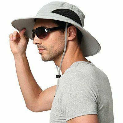 EINSKEY Sun Men/Women, Summer Protection Brim Bucket
