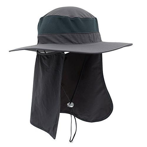 Home Hat Detachable Neck Hat
