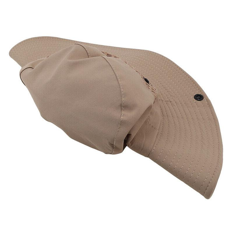 Sun Hat Protection Boonie Hat Cap W
