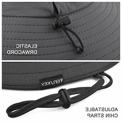 Sun Brim Bucket Waterproof Packable Unisex New