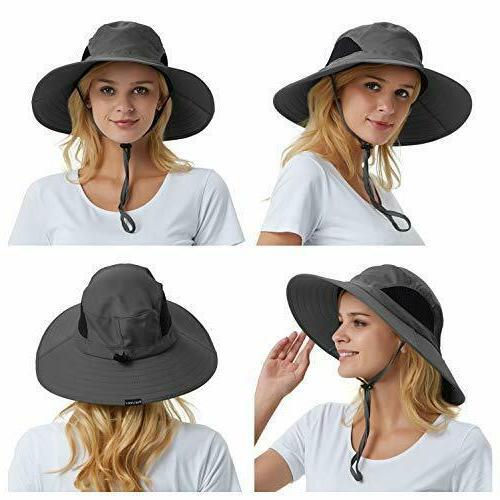 Sun Bucket Hat Packable New
