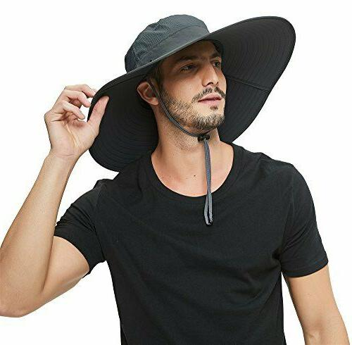 Super Hat-UPF Protection,Waterproof Hat for Fishing,