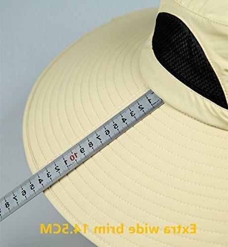 Super Wide Brim Hat-UPF Hat