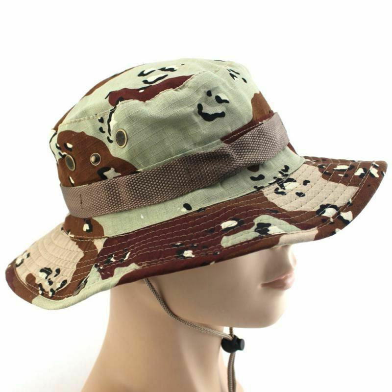 Tactical Men Hats Accessories Camouflage