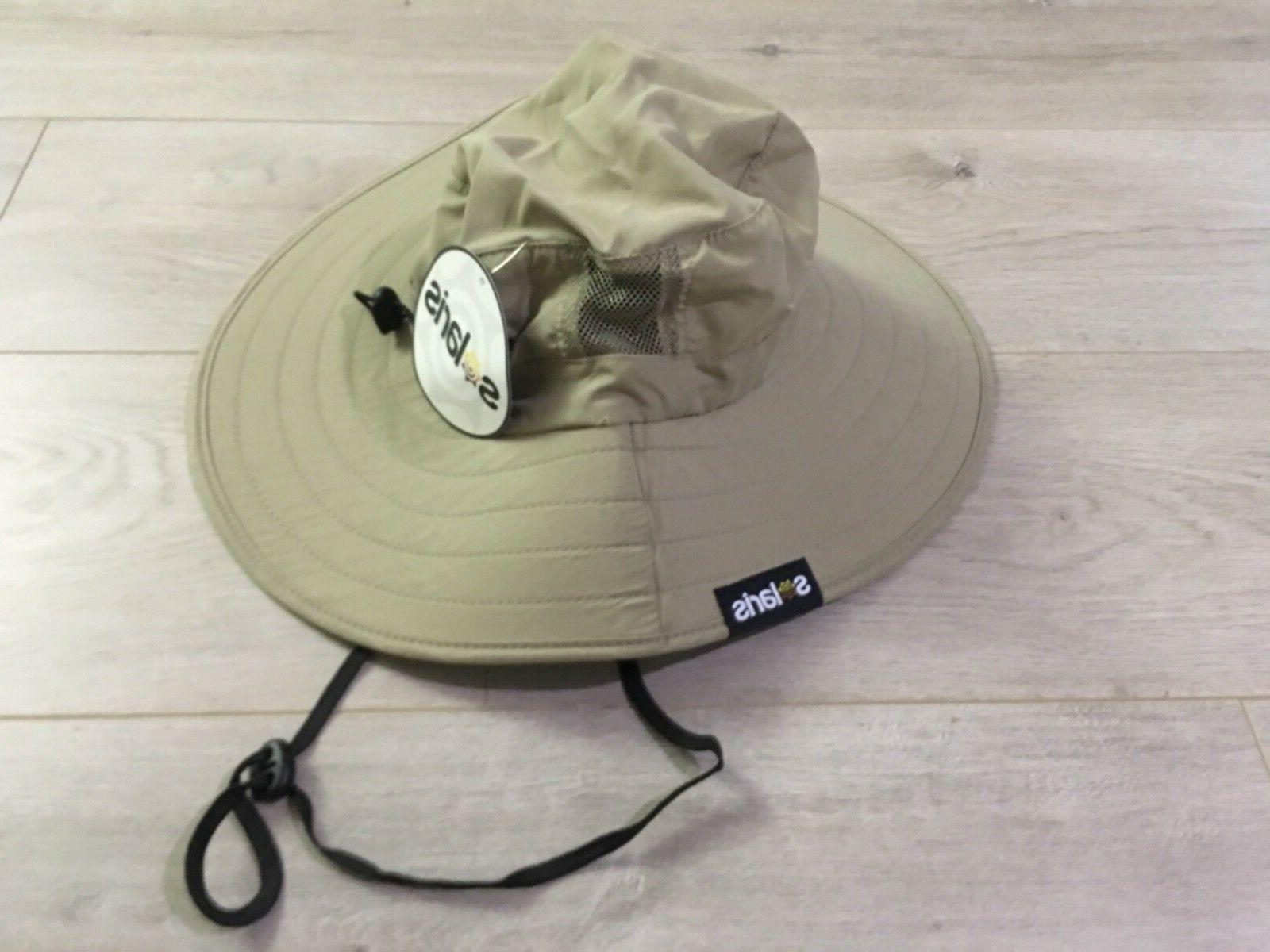 Tirrina Solaris Outdoor Sun Cap Bucket Mesh Boonie Fishing S