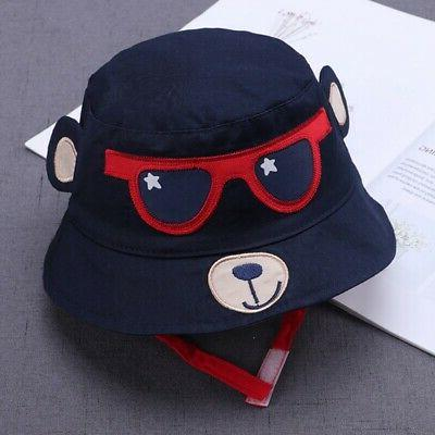 Spring Baby Toddler Cartoon Hats Caps