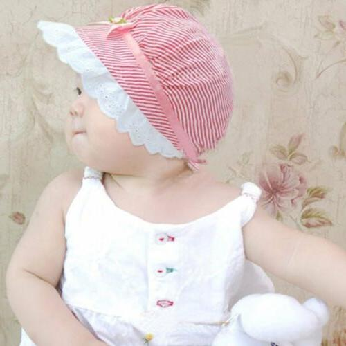 Toddler Infant Sun Beach Cap