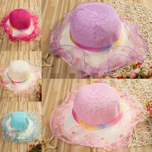 Outdoor Sun Hat Brim Summer Beach Headwear