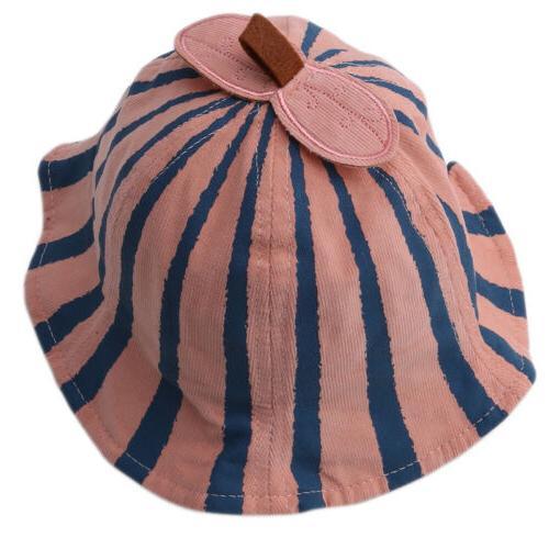 Toddler Kids Girls Summer Beach Hat Cap