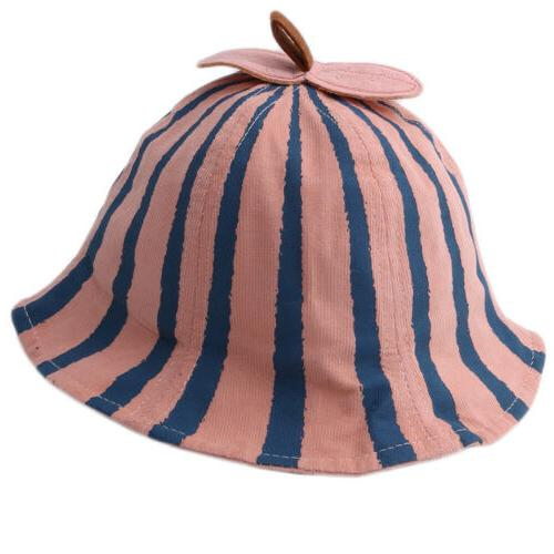 Toddler Kids Baby Boys Girls Summer Beach Hat Cap