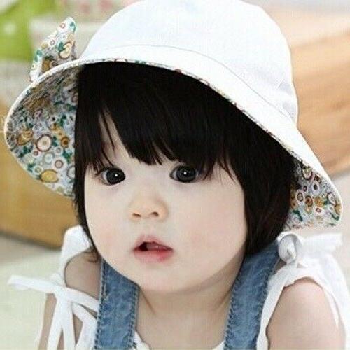 toddler reversible sun vintage bucket hat