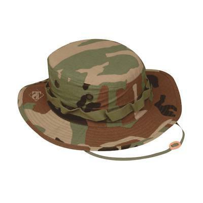 Tru-Spec 3223 Cotton Rip-Stop Boonie Hat, Bucket Hat, Woodla