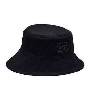 ua mens storm bucket hat black new