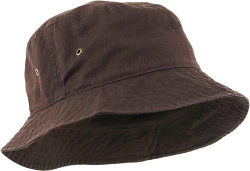 KBETHOS Unisex 100% Washed Cotton Bucket Hat Summer Outdoor