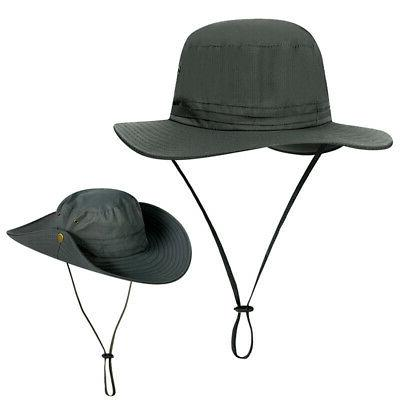Unisex Booney Protection Safari Bucket Cap Hat
