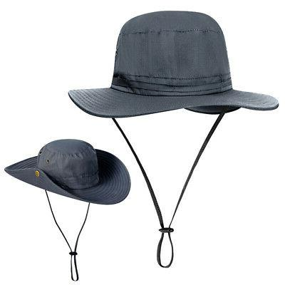 Unisex Booney Protection Boonie Hunting Safari Cap Hat