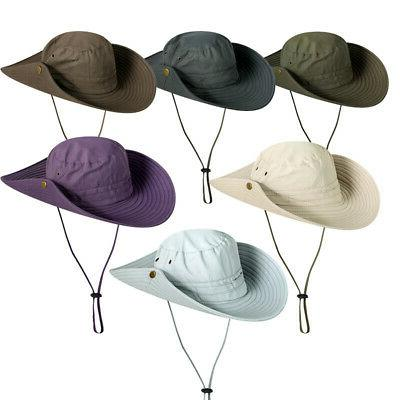 Unisex Booney Protection Safari Bucket Hat