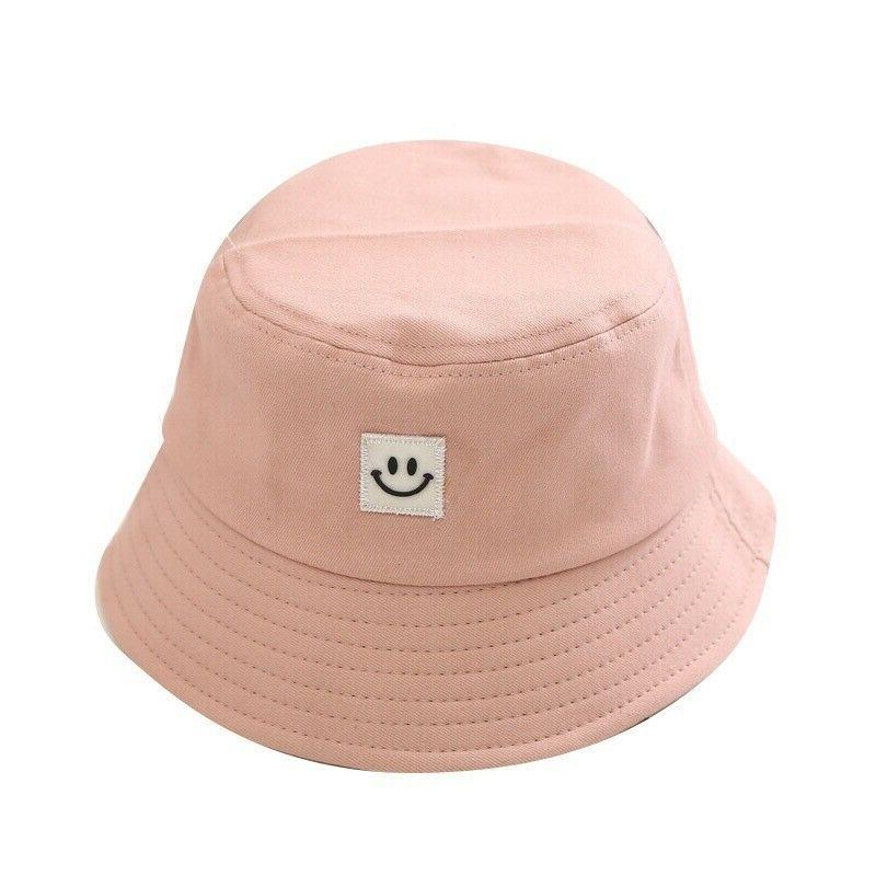 Unisex Hat Sunscreen Smile