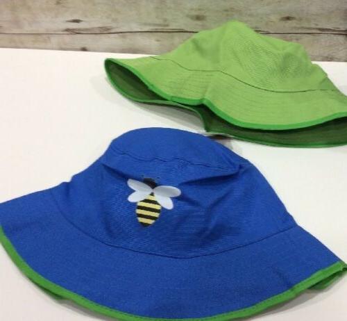 Unisex Infant/TODDLER HAT LOT of 4 Hats with bag