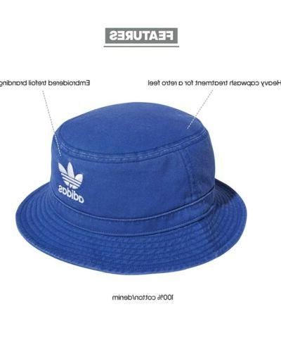 Adidas Unisex Originals Washed Forum Cap Lush Royal