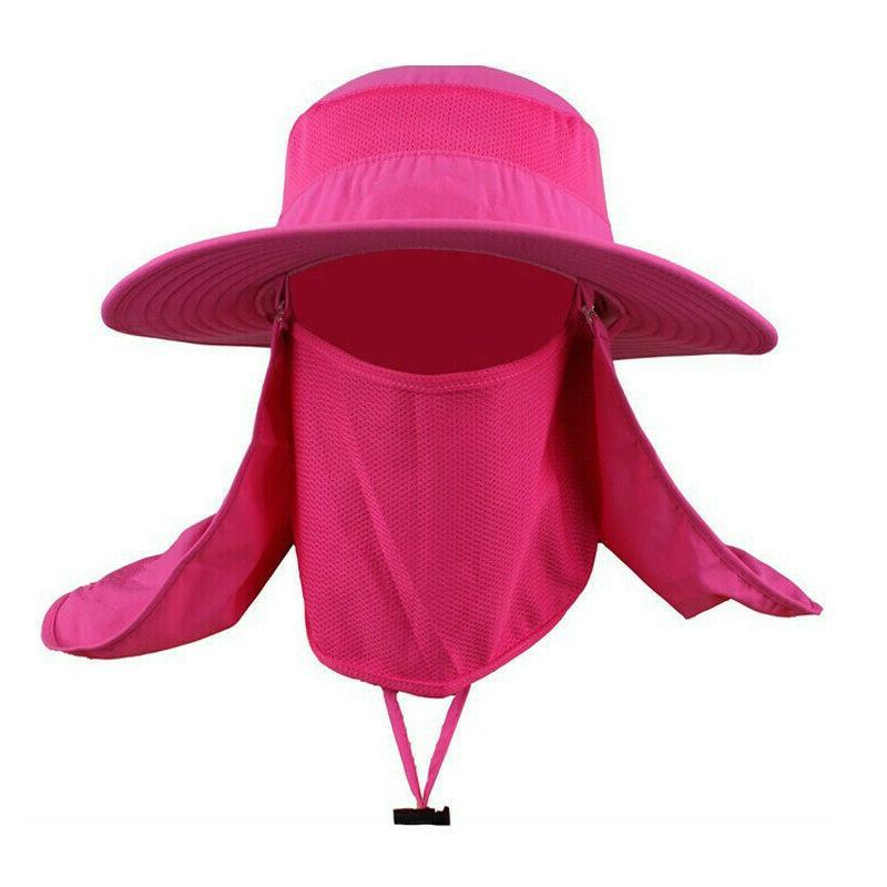 Unisex Sport UV Protect Hat Sun Umbrella Cap Outdoor