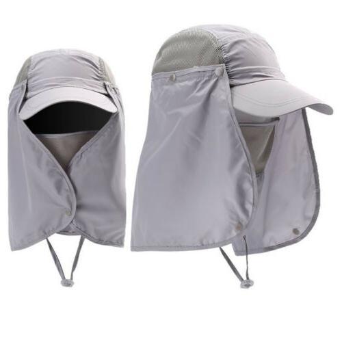 Unisex Sport UV Hat Sun Umbrella Outdoor