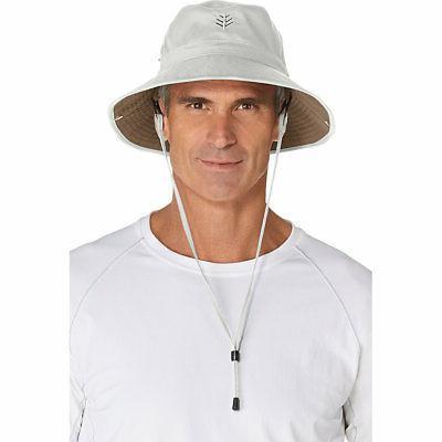 upf 50 men s featherweight bucket hat