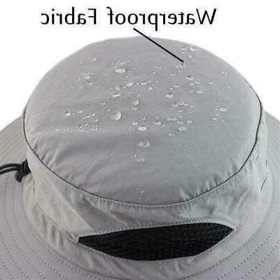 UPF Summer Brim Bucket Breathable Packable Sun
