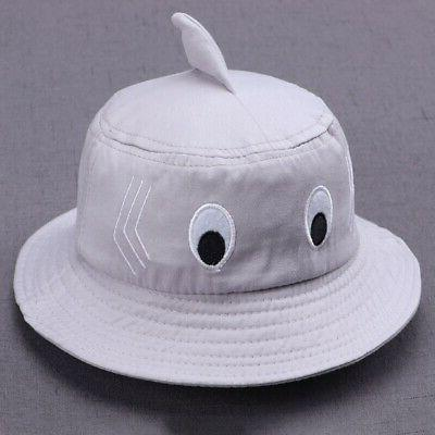 0-2T Girl Bucket Caps Hat
