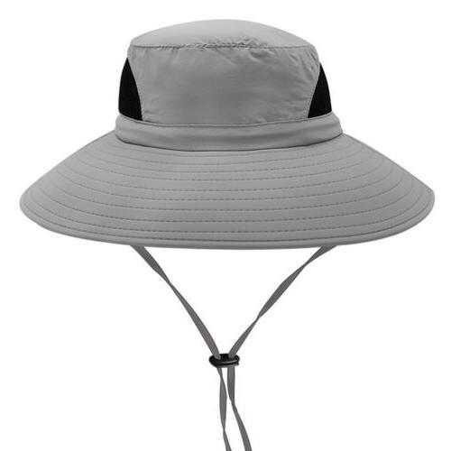 US Men's Sun Outdoor Waterproof Hat