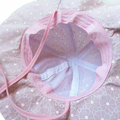 Toddler Baby Outdoor Bucket Hats Infant Summer Sun Beach Bonnet Caps