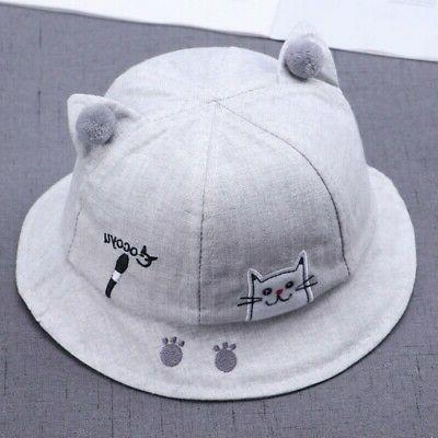 USA Summer Bucket Caps Reversible Sun Headwear Hats