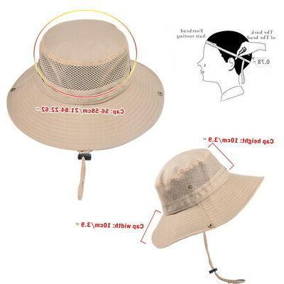 Bucket Fishing Wide Hat