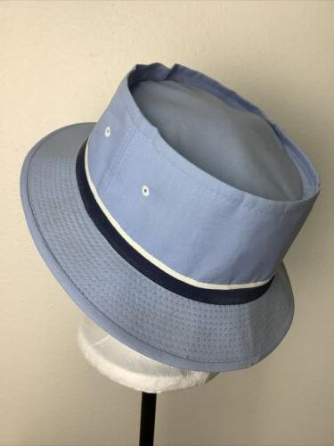 *VINTAGE* Pacific Blue Bucket Hat for Fishing Sun