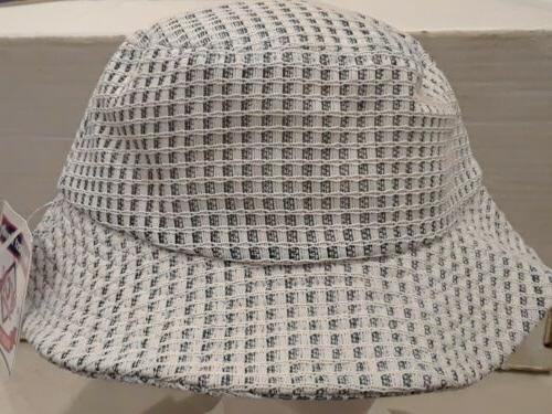 white bucket hat cap quality headwear size