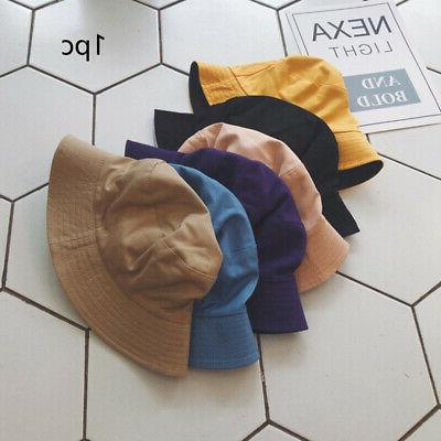 Wide Bucket Hat Two Tone Double Sided Outdoor