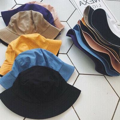 Wide Brim Hat Tone Double Sunshade