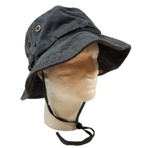 Wide Tactical Hat Military Hiking Cap